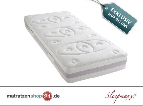 Taschenfederkernmatratze Sleepmaxx Exclusive