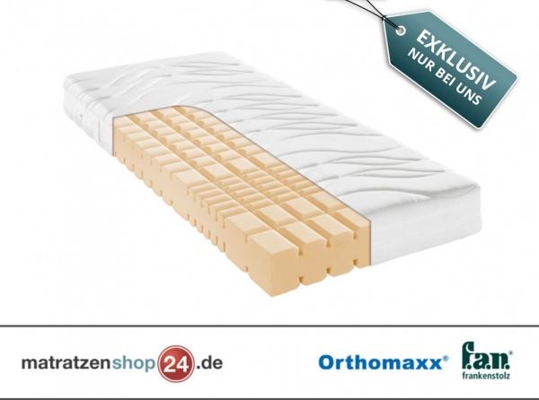 Kaltschaummatratze Orthomaxx Plus KS