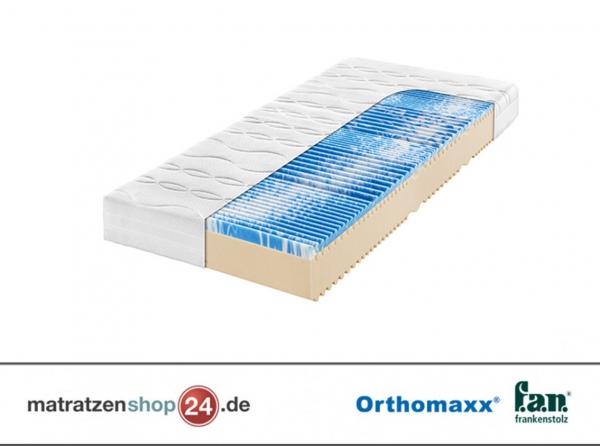 Kaltschaummatratze Orthomaxx Gelart-KS