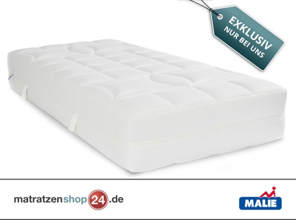 Taschenfederkernmatratze Sleepmaxx XXL