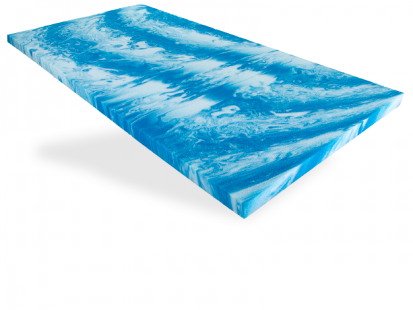 Topper Gel Blue-Comfort