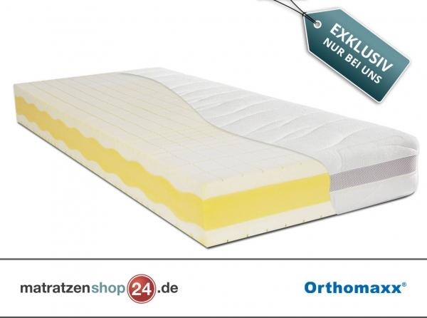 Kaltschaummatratze Orthomaxx Premium