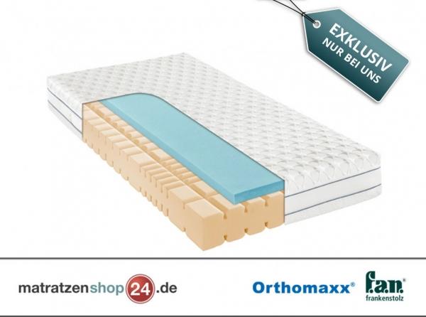 Kaltschaummatratze Orthomaxx GEL-KS