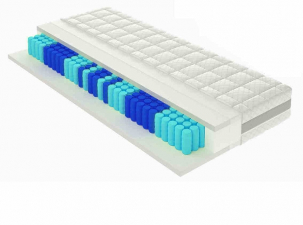 Taschenfederkernmatratze Sleepmaxx TFK Premium 1000