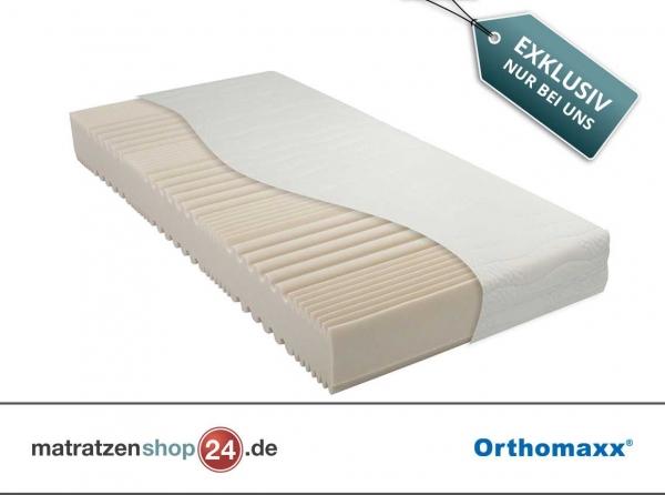Kaltschaummatratze Orthomaxx KS-500