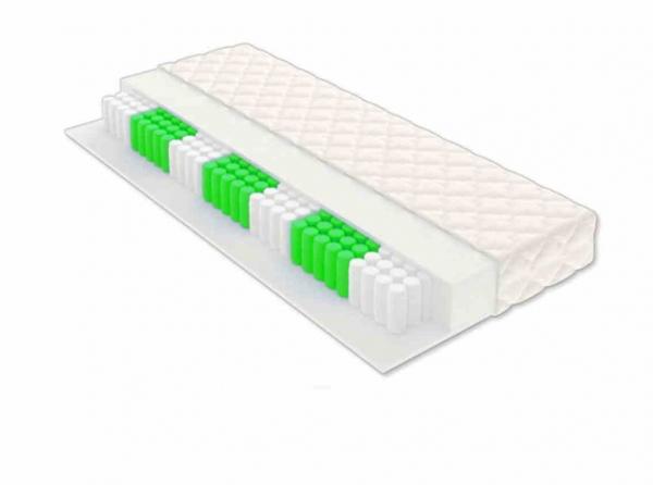 Taschenfederkernmatratze Sleepmaxx TFK Basic