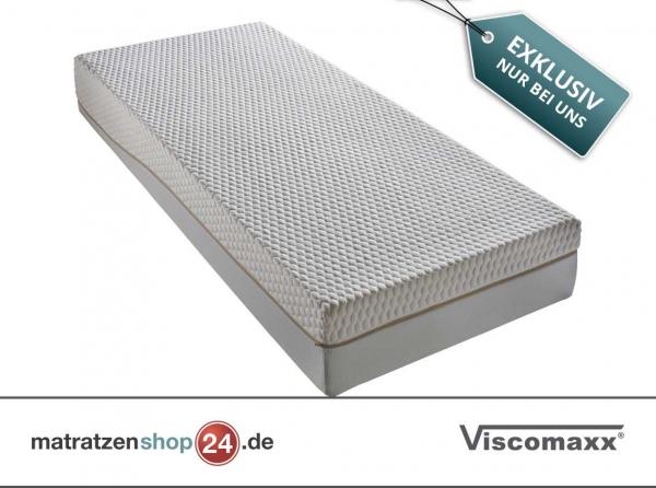 Viscoelastische Schaum-Matratze Viscomaxx 900